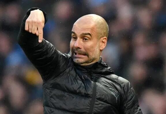 下周日利物浦打曼城,瓜帅已经最先施压了?
