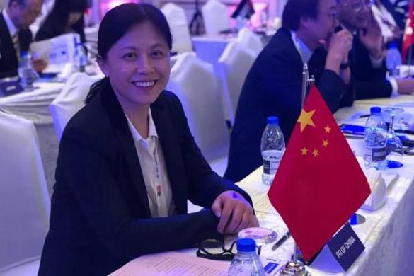 王楠当选亚洲田径联合会副主席