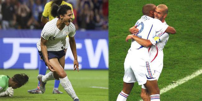 逗妹吐槽:亨利破门法国胜巴西 这集我好像看过?