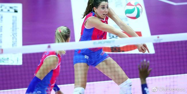 荷兰女排公布奥运落选赛大名单
