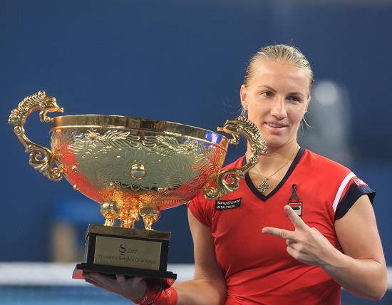 前冠军库兹涅佐娃获得外卡