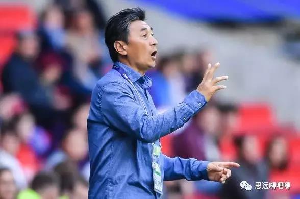 贾秀全给中国女足带来气质升迁