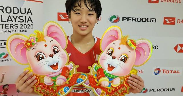 安洗莹:若能参加奥运目标是夺牌 偶像是成池铉