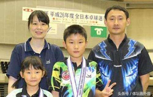 张本智和与小山智丽有何不同 父亲是樊振东师兄