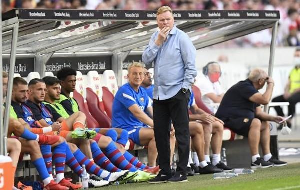 科曼;梅西已经成为了过去  巴萨还需要引进前锋