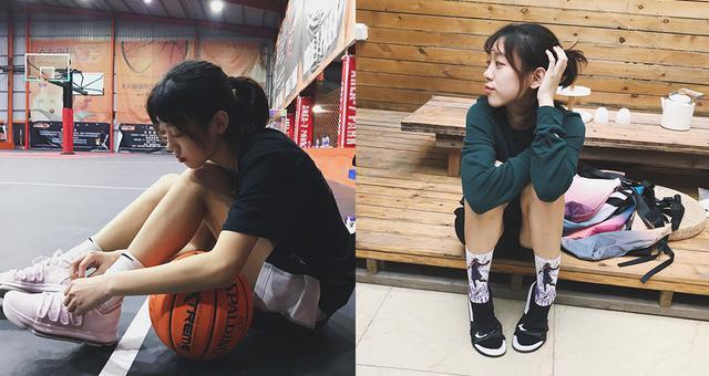 这就是篮球狗梦想中的女朋友啊