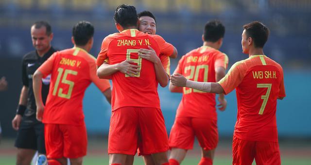亚运-张玉宁韦世豪破门 U23男足6-0大胜东帝汶