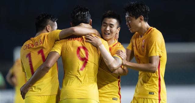 亚运会-U23国足3-0叙利亚
