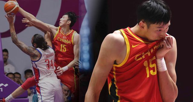 周琦25分7帽!中国男篮2分险胜菲律宾