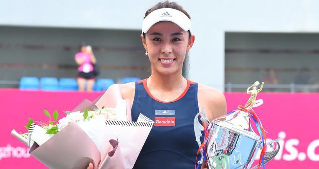 广网王蔷横扫夺生涯第2冠