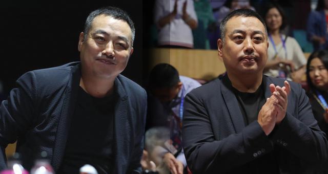 刘国梁出席女乒世界杯开幕式