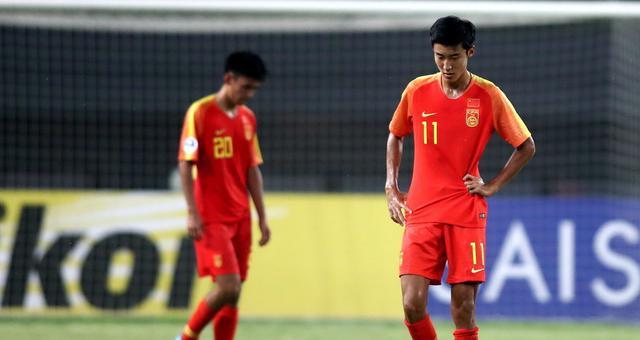 开门黑!亚青赛中国0-1塔吉克斯坦