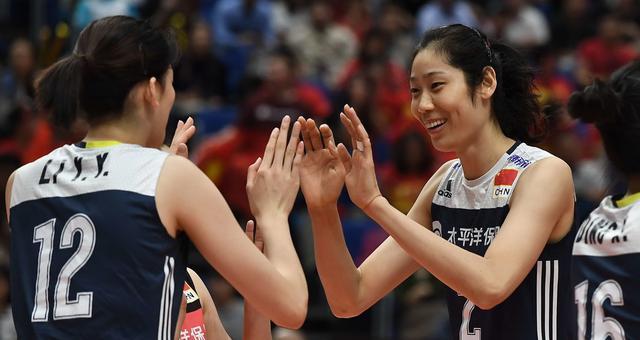 世锦赛女排3-0横扫荷兰 首摘铜牌