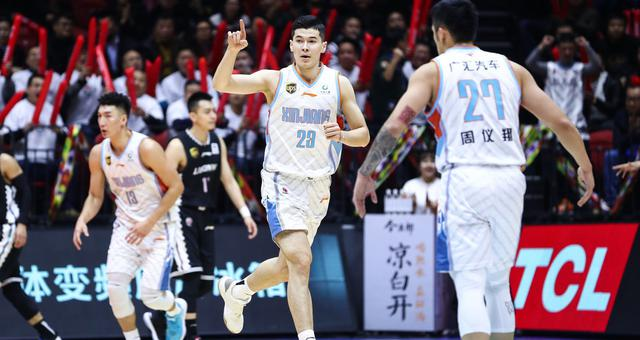 CBA-新疆男篮22三分主场胜辽宁