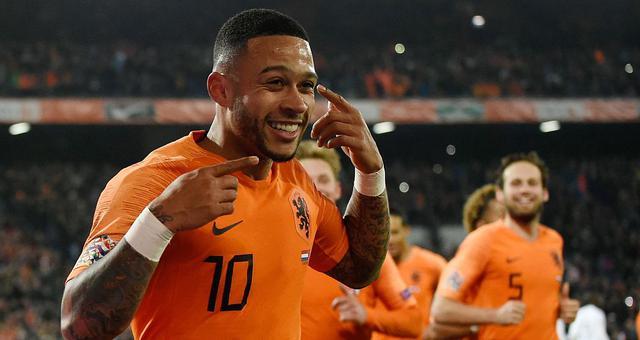 欧国联-橙色旋风来袭!荷兰2-0法国