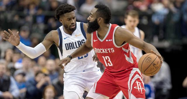 NBA-哈登35分火箭遭三连败