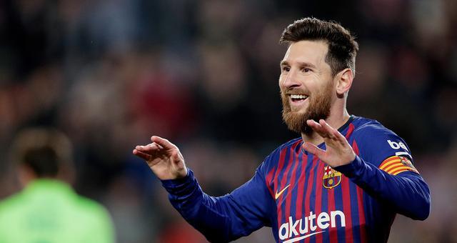 国王杯-梅西独造3球 巴塞罗那3-0翻盘