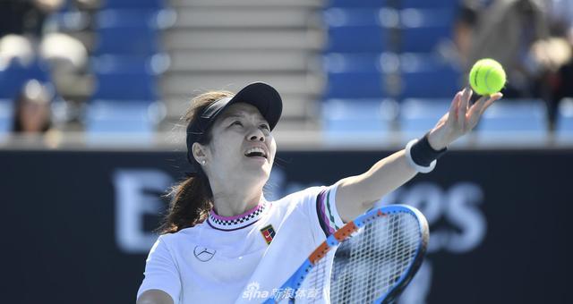 李娜搭档小克出战澳网元老赛