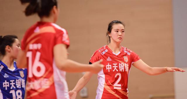 排超-张常宁11分江苏0-3天津