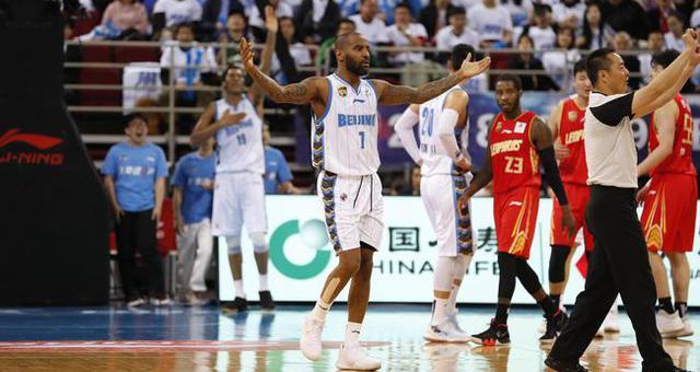 CBA季后赛-北京主场加时不敌深圳 总分2-1