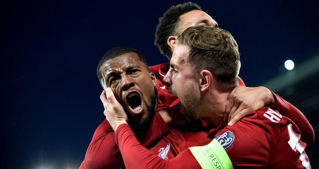 欧冠-安菲尔德奇迹!利物浦4-0翻盘