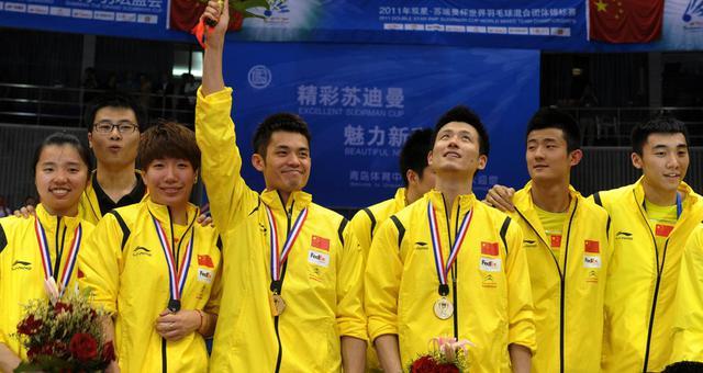 中国11次夺得苏迪曼杯全回顾