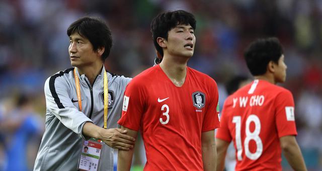 韩国1-3负乌克兰 与U20世界杯擦肩而过