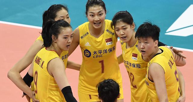 世联-中国女排3-0保加利亚取两连胜