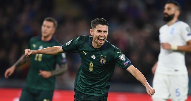 7连胜!意大利提前三轮进军欧洲杯