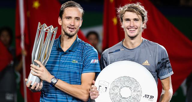 上海大师赛-梅德韦杰夫夺赛季第4冠