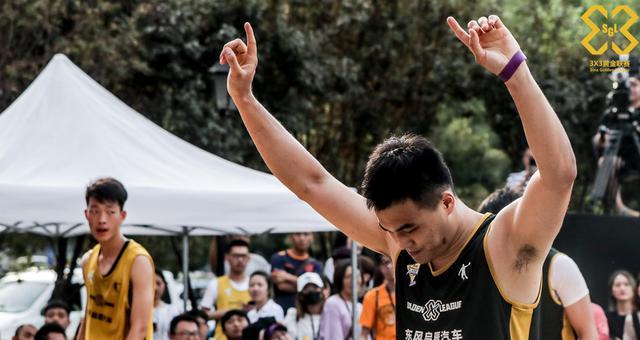 30个大区篮球故事!2019黄金联赛足迹