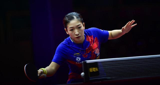 世界杯刘诗雯胜朱雨玲夺第五冠