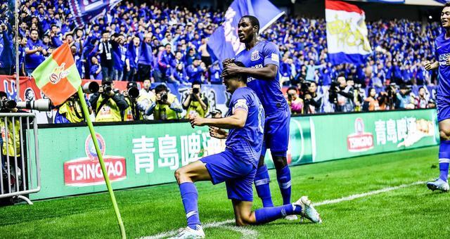 中超-莫雷诺伊哈洛破门 申花2-1逆转一方