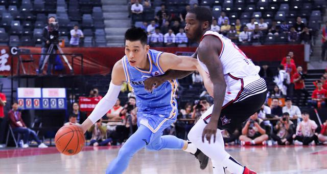 CBA-林书豪28分赛季新高 北京不敌深圳