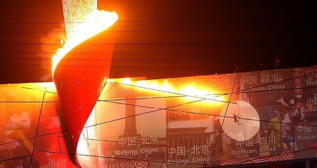 历史上的今天!北京奥运会开幕