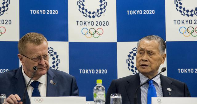 东京奥组委主席称明年一定办奥运