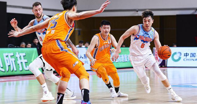 CBA第33轮:新疆108-98上海