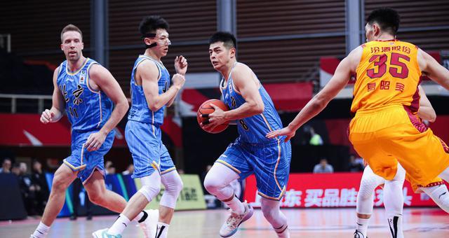 [CBA]方硕28分9助 北京逆转山西
