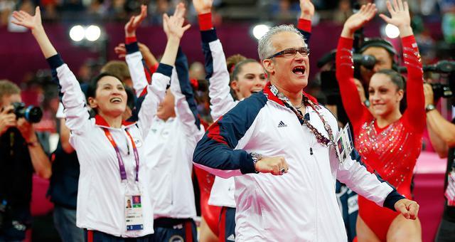 美国前奥运体操教练自杀身亡
