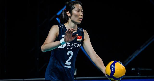 世联赛中国女排3-0俄罗斯女排