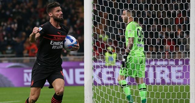 [意甲]AC米兰3-2逆转维罗纳 19分钟连扳3球