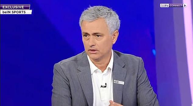穆里尼奥担任评论员,谈球员权力