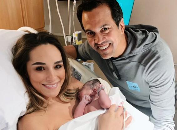 熱火主帥喜迎第二個兒子誕生!妻子是啦啦隊員