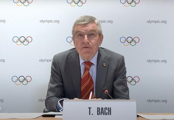 IOC主席巴赫:希望东京之行带给人们更多信心
