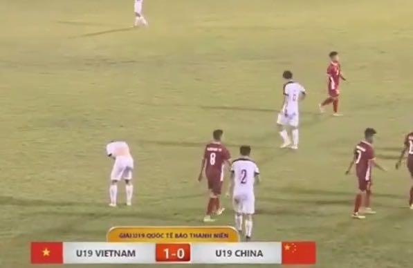 中国不敌越南