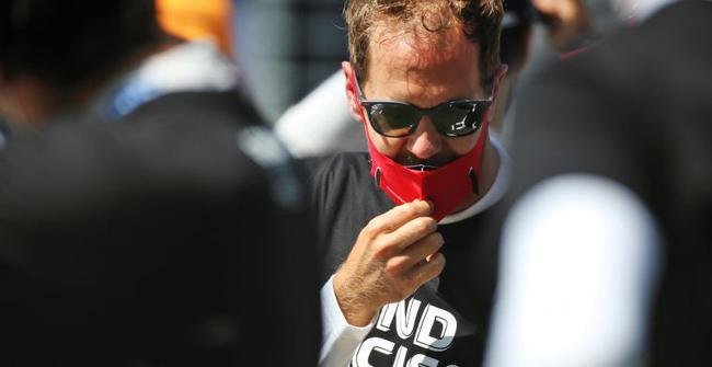 F1四冠王塞巴斯蒂安-维特尔