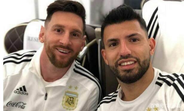 阿圭罗想要助梅西夺冠