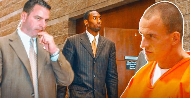 曾有人怂恿科比买凶杀原告 将计就计抓捕杀手