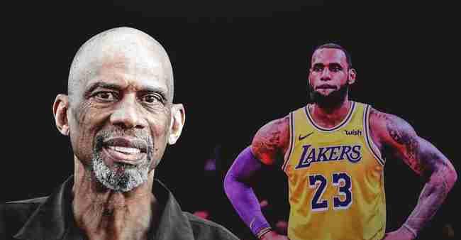 NBA的分榜被詹姆斯反超怎麼辦?賈巴爾這麼說