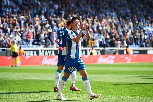 武磊,征服了西班牙人球迷